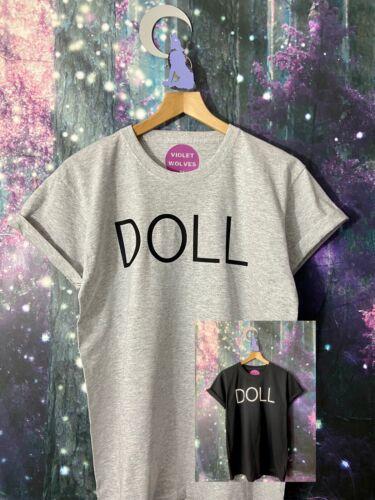 "Violet LUPI /""Bambola/"" Da Donna Bambini PUSSYCAT Dolls Tour T-shirt"