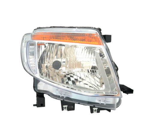 Ford Ranger Pickup T64 2.2TD/T65 3.2TD Headlight/Headlamp RH/OS 2011On DEPO