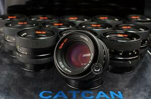 Brand-New-M42-Mount-Rollei-HFT-PLANAR-50mm-f1-8-M42-screw-mount-Manual-lens