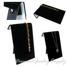 Bracelet Display Ramp Stand Witheasel Black