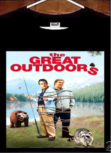 The Great Outdoors T shirt; The Great Outdoors Movie Tee Shirt