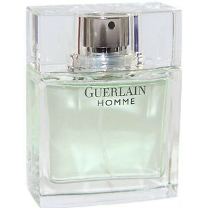 guerlain homme by guerlain men 2 7 oz eau de toilette spray unboxed brand new 088094807057 ebay. Black Bedroom Furniture Sets. Home Design Ideas