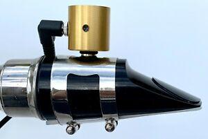 Bass-Clarinet-PiezoBarrel-P7-Pickup-Yamaha-BCL-5C-mouthpiece-amp-4-meter-Cable