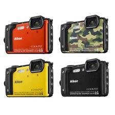 """Nikon Coolpix W300 16mp 3"""" Waterproof Digital Camera Brand New Agsbeagle"""