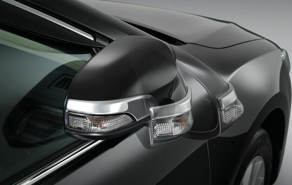Toyota Camry Accessories >> Genuine Toyota Car Accessories Camry 2015 18 Automatic Side Mirrors Fold System
