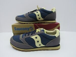 Saucony Jazz Low Pro Vegan 2887-12 Navy