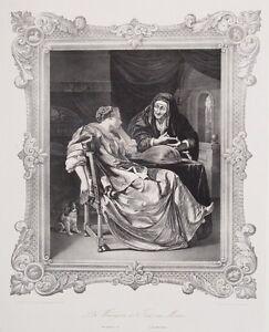 Frans-van-Mieris-Wahrsagerin-fortune-teller-Wahrsagen-Horoskop-Hellsehen-Laute