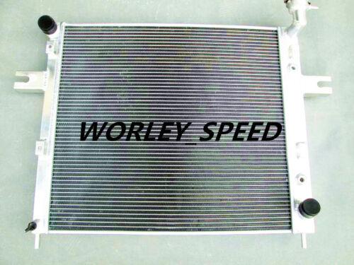 Aluminum Radiator For JEEP GAND CHEROKEE 1999-2005 WJ /& WG 4.7 V8 AT//MT  2 Rows