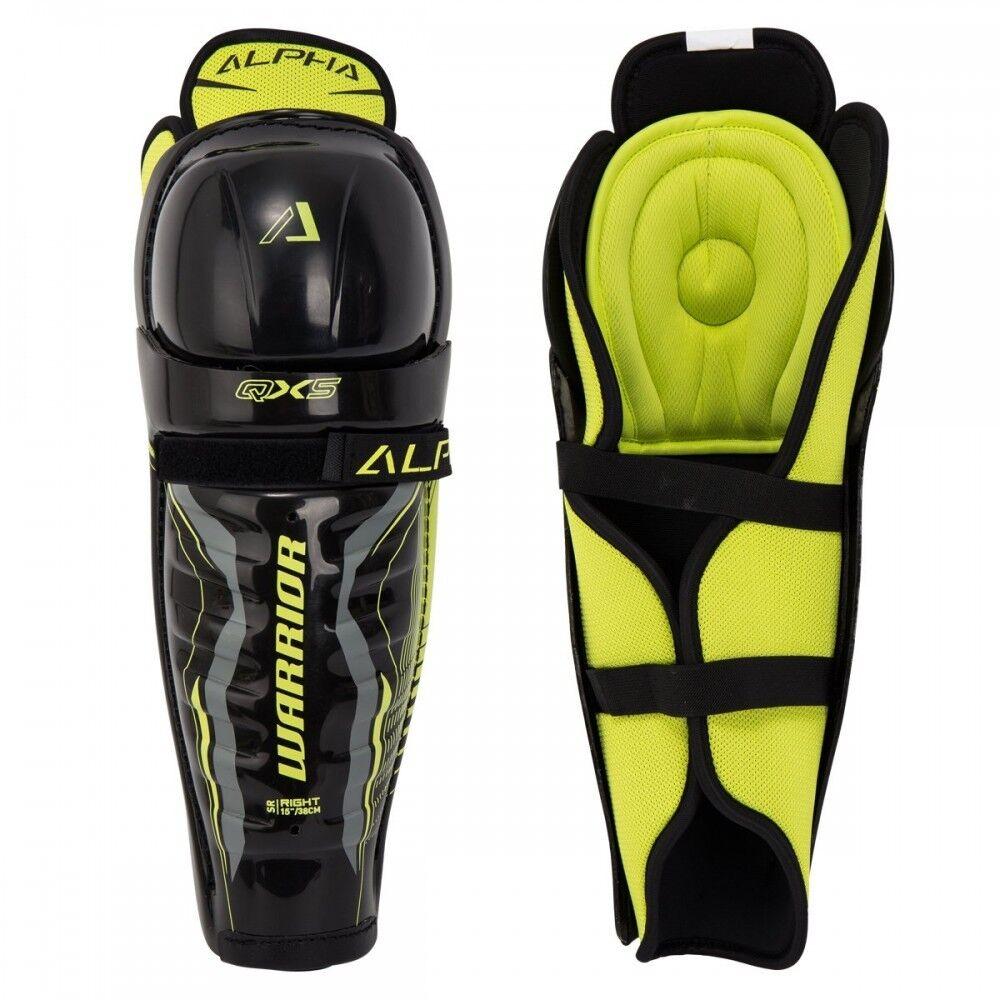 WARRIOR SG Alpha QX5 Junior Beinschützer   Shinguard (uvP ) nur   | Bekannt für seine gute Qualität  | Erlesene Materialien  | Innovation