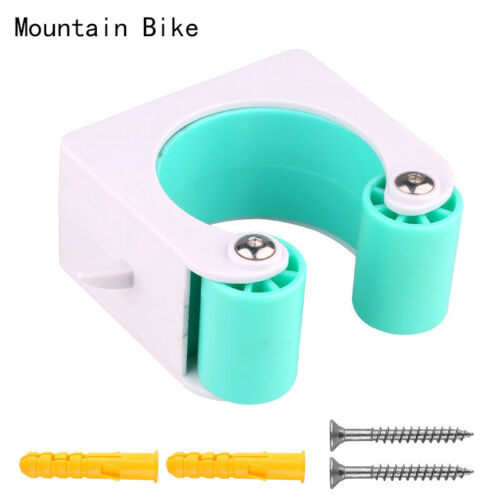 Details about  /Indoor Bicycle Wall Mount Hook Road Bike Parking Buckle Portable Wall Racha