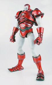 3a Toys: Figure d'action Invincible Iron Man 1/6 Silver Centurion