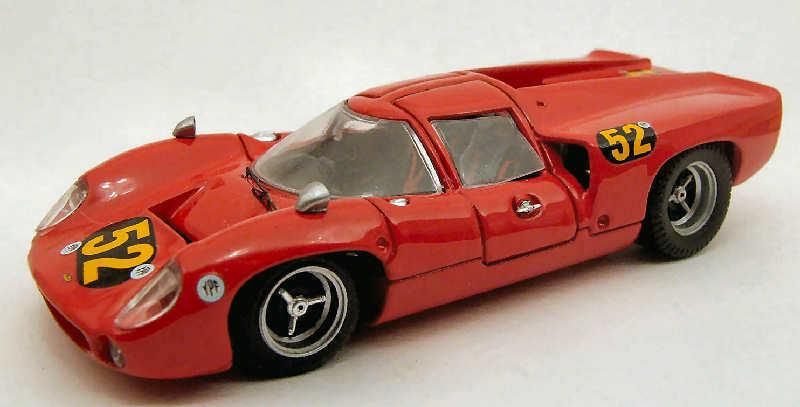 Lola t 70 Coupe'  52 1000 km buenos aires 1970 profeta pascualini 1 43 Model