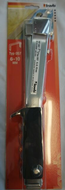 kwb Hammertacker HT 057 6-8-10mm