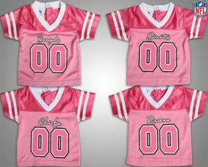 pink raiders jersey toddler