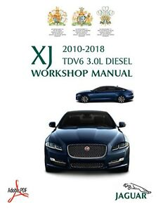 image is loading 2010-2018-jaguar-xj-tdv6-3-0l-diesel-