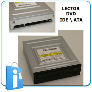 Lector-DVD-IDE-PATA-interno-5-25-034-16x-NEGRO-CD-Varios-modelos