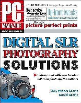 PC Magazine Digital SLR Photography Solutions-ExLibrary
