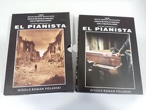 EL-PIANISTA-2-X-DVD-CD-SOUNDTRACK-DELUXE-EDIT-ROMAN-POLANSKI-ESPANOL-ENGLISH