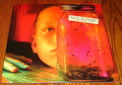 0c671f051e14 ALICE IN CHAINS JAR OF FLIES/SAP LIMITED EDITION DOUBLE VINYL PACKAGE PROMO  | eBay