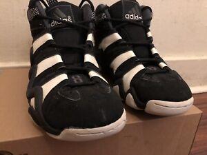 1997 OG Adidas Kobe KB 8 White/Black
