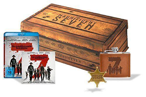 Die glorreichen Sieben (Collector's Box) [Blu-ray] [Limited Edition] NEU in Foli