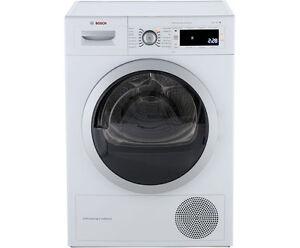 Bosch wtw875w0 eek a wärmepumpentrockner weiß ebay