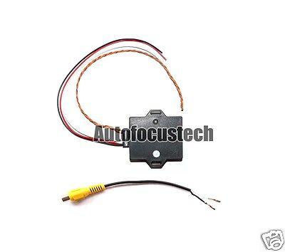 Reversing Image Emulator/Rear View Camera Activator For BMW E90 E60 E9X CIC Host