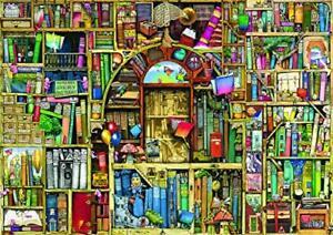 Ravensburger-Bizarre-Bookshop-2-1000-Piece-Jigsaw-Puzzle-Christmas-Gift-Present