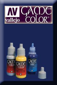 à Condition De Game Color Sick Blue 72017 Acrylic Paint Vallejo
