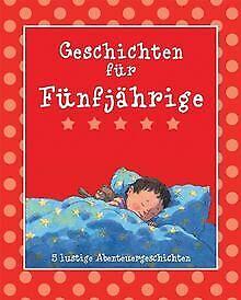 Geschichten für 5-Jährige von Parragon   Buch   Zustand gut