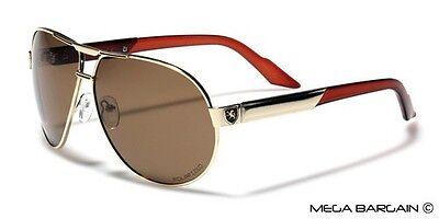 Premium Quality Polarized Aviator Sunglasses Mens Driving Fishing Sport Sunnies