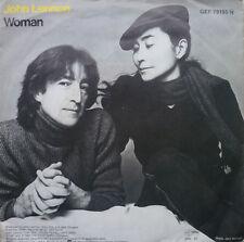 "7"" 1980 KULT ! JOHN LENNON : Woman // VG++ \"