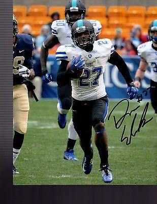 Autographs-original Sports Mem, Cards & Fan Shop Honey Devon Edwards Duke Blue Devils Signed 8x10 Photo W/coa #1 Be Novel In Design