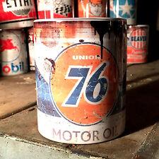 Union 76 vw  oil can Gift Motorcycle Car Mechanic Gift 11oz Tea coffee mug