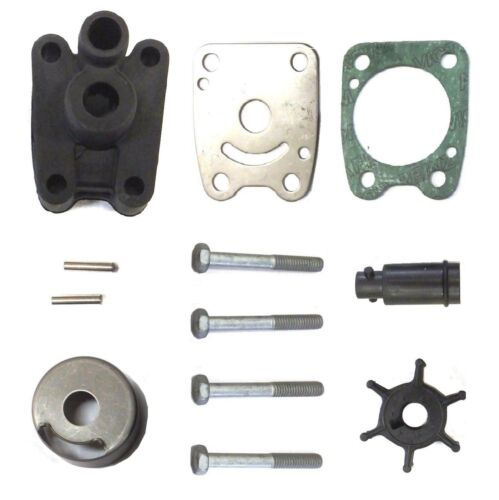Yamaha F4A 4-Stroke Outboard Water Pump Impeller Repair Kit 68D-WG078-00