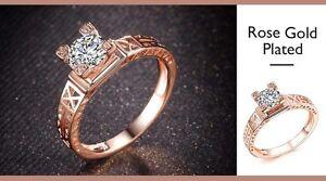 ANNEAU-femmes-Eiffel-Tour-de-or-rose-18-carats-pl-cristal-bague-fiancailles
