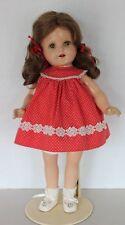 "Antique Vintage 1930's 40's 19"" Composition Madame Alexander Doll"