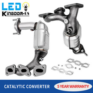 2005-2007 Ford Escape Limited 3.0L V6 GAS DOHC Catalytic Converter Fits