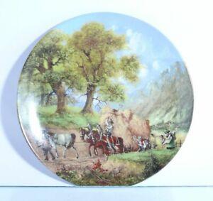 Collection-Plate-Seltmann-Weiden-Bergleben-at-The-Hay-Harvest-Certificate