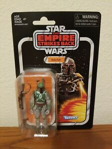 Star Wars Empire Strikes Back ESB The Vintage Collection Boba Fett VC09 IN HAND