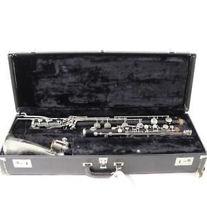 Selmer-Paris-Bass-Clarinet-SN-79685-RANGE-TO-LOW-C-FANTASTIC