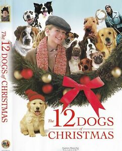 12 Dogs Of Christmas.Details About The 12 Dogs Of Christmas Dvd 2005 Full Screen John Billingsly