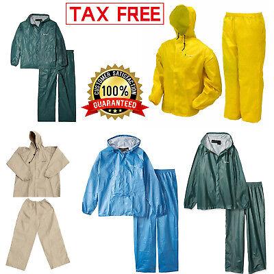 Rain Suit Frogg Toggs Ultra Lite Waterproof Jacket Gear Wear S M L XL XXL
