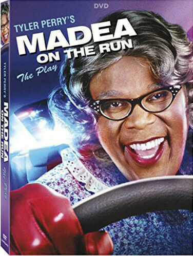 Madea on the Run: The Play (Tyler Perry's) DVD NEW