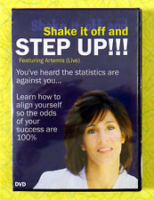 Artemis - Shake it off and Step Up ~ New DVD Movie ~ Coaching Sealed Video