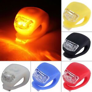 LED-Bicycle-Bike-Cycling-Silicone-Head-Front-Rear-Wheel-Safety-Light-Lamp-H-tp