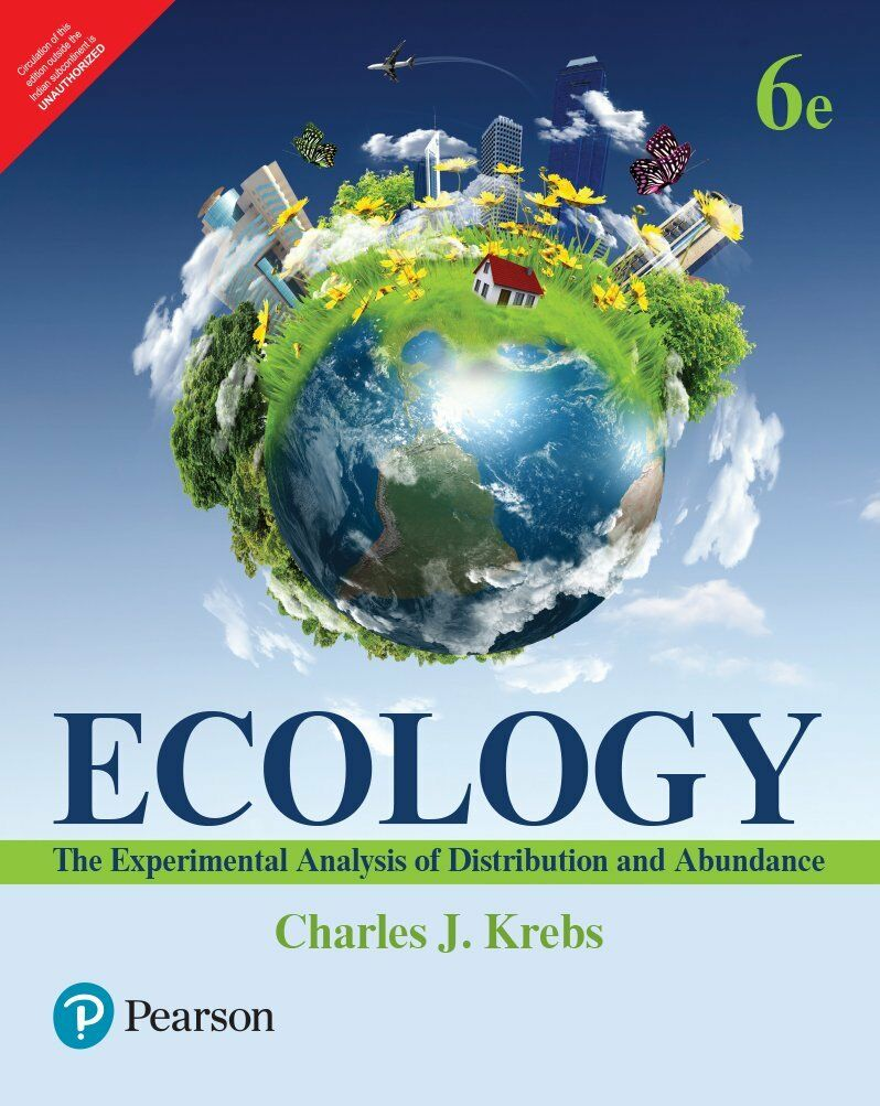 Krebs Ecology 6th Edition Pdf