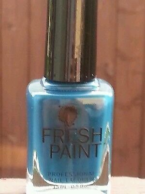 Fresh Paint Let The Games Begin Nail Polish