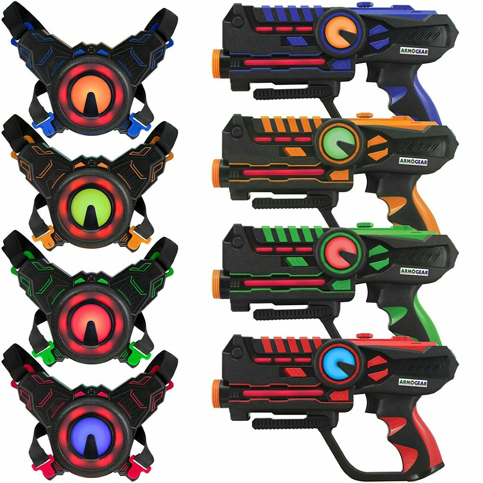Laser Tag Sets: ArmoGear Infrared Mega Pack