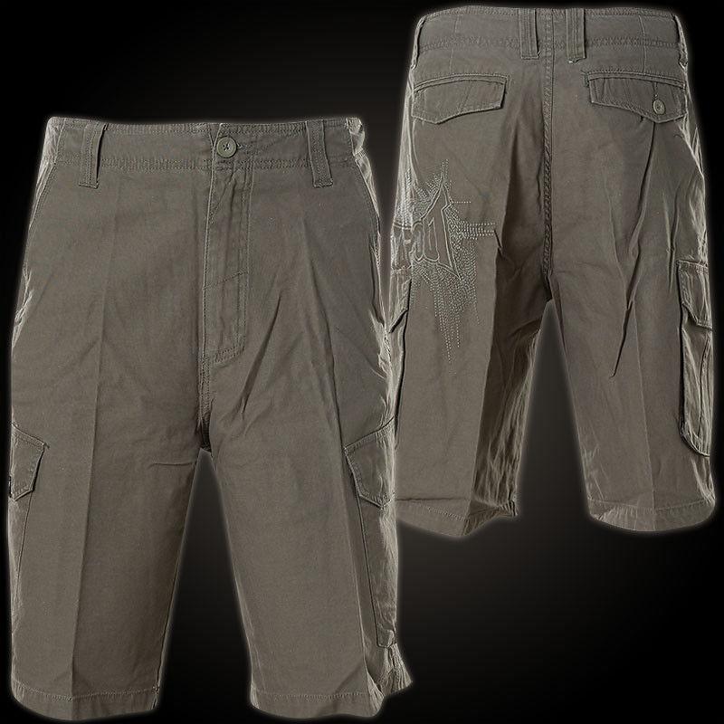 TAPOUT Shorts SGT. Elias Walkshort green